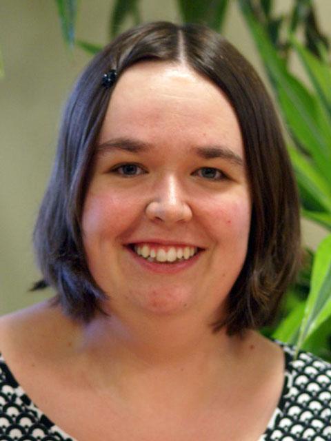 Rebecca Blee, Senior Laboratory Analyst