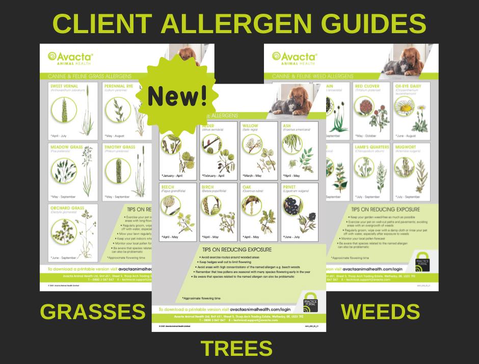Allergen Guides